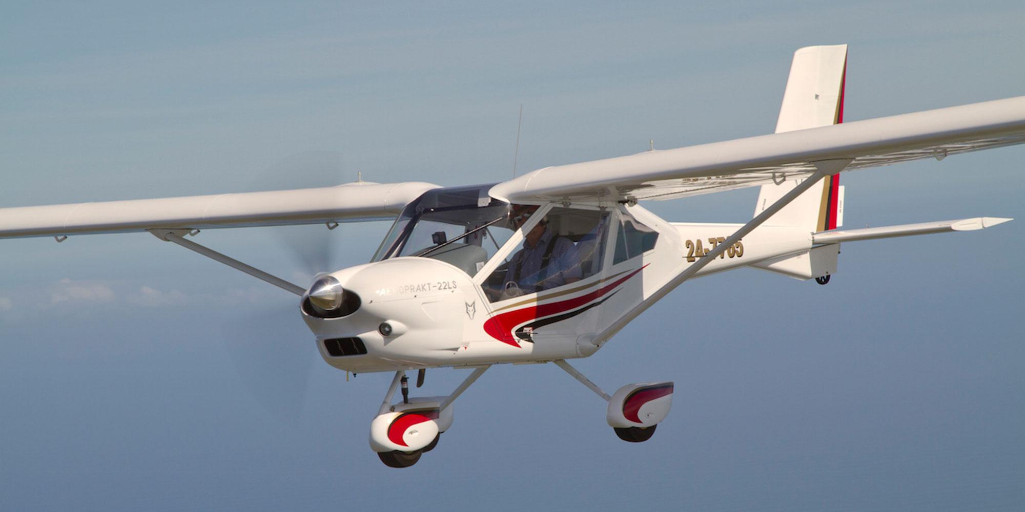 aeroprakt vente avion neuf et d 39 occasion maintenance. Black Bedroom Furniture Sets. Home Design Ideas