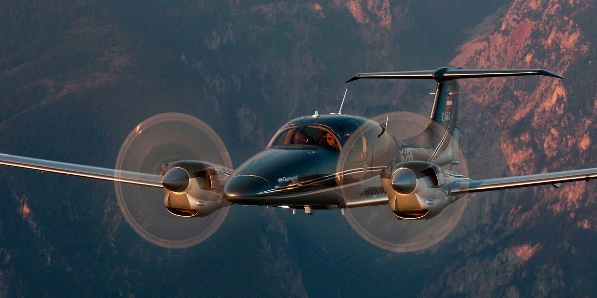 Avion neuf Diamond Aircraft