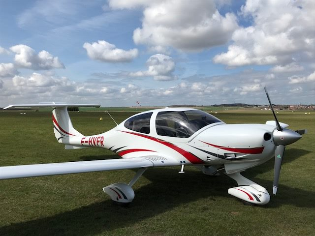 Diamond Aircraft DA 40 TDI Diamond Star