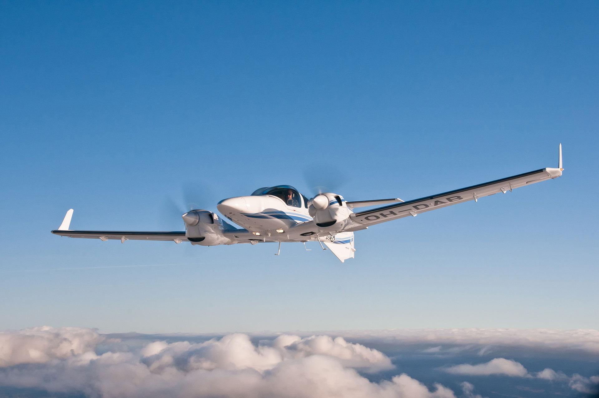 DA 42 - Diamond Aircraft | ATA by Pelletier - Avignon