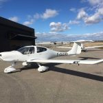 2003 DIAMOND AIRCRAFT DA 40TDI by ATA by Pelletier