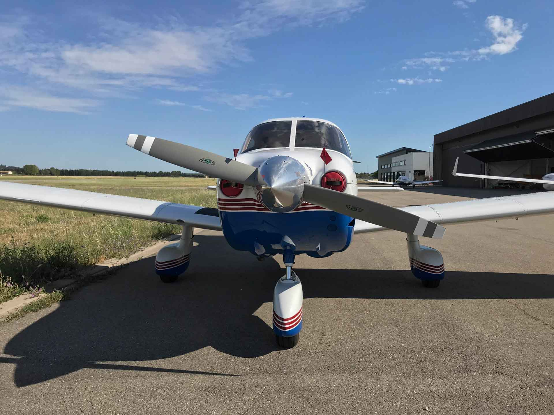 Disponible occasion ATA by Pelletier : 2000 PIPER PA 28-181 « Acher III »