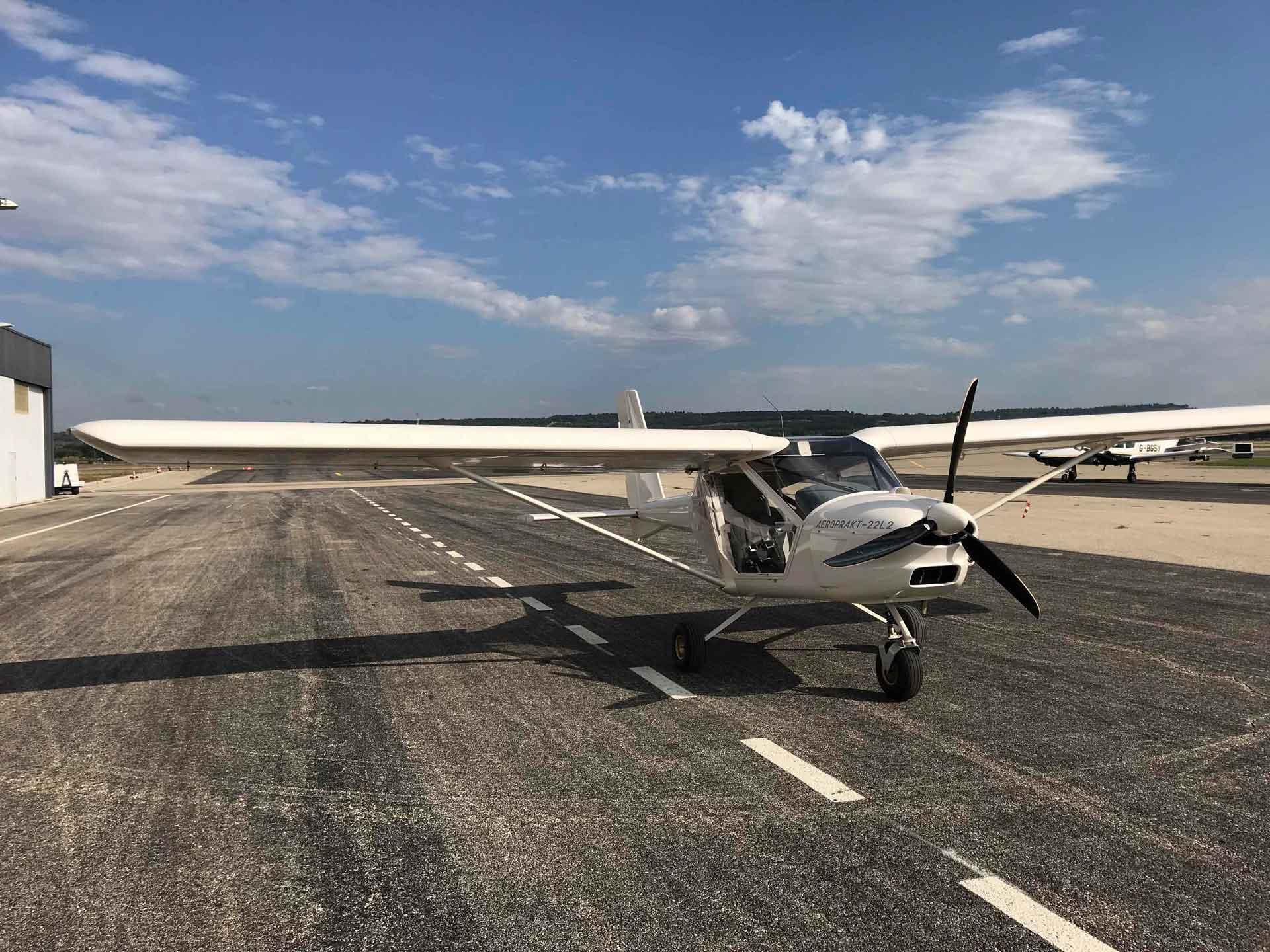 Un 2018 AEROPRAKT A22L2 en occasion disponible immédiatement ! ATA by Pelletier