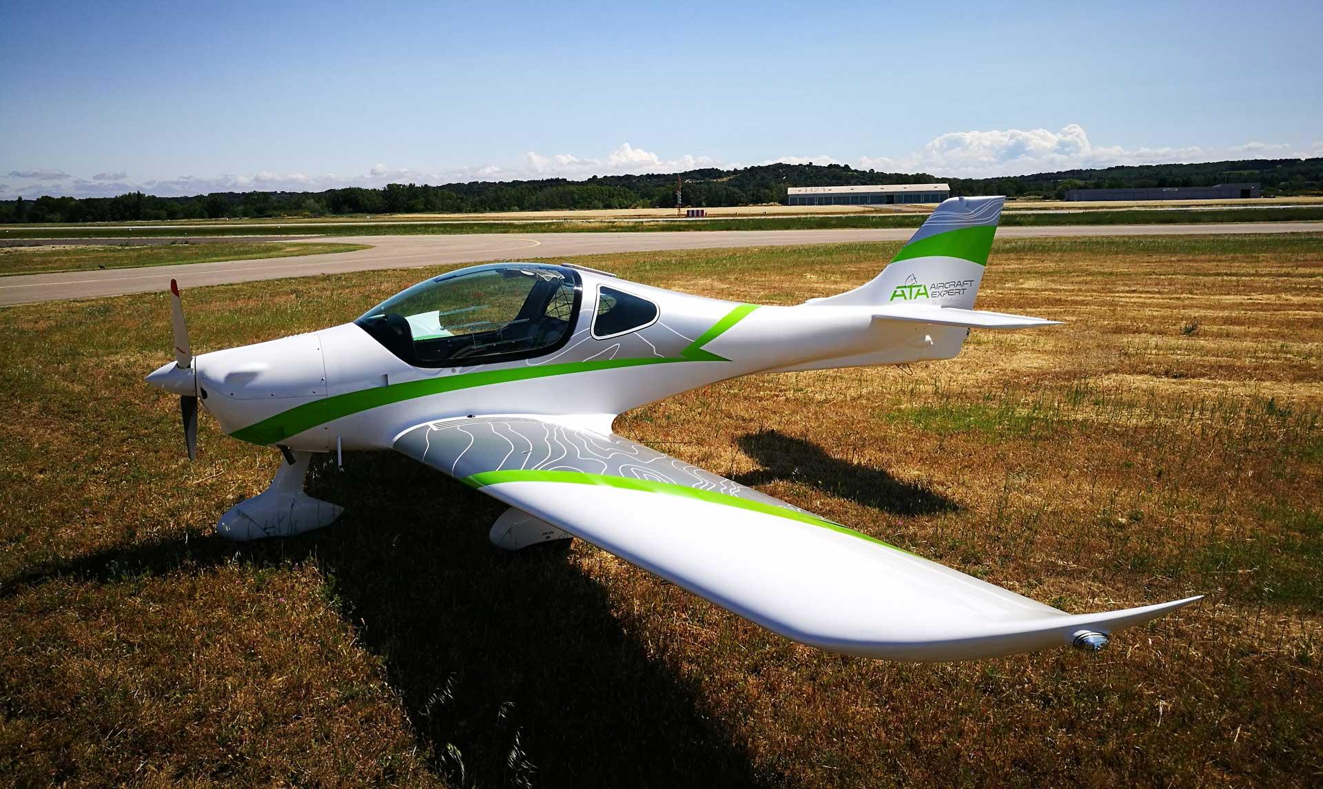 ATEC 321 Faeta NG : testé par le magazine Aviation et Pilote !