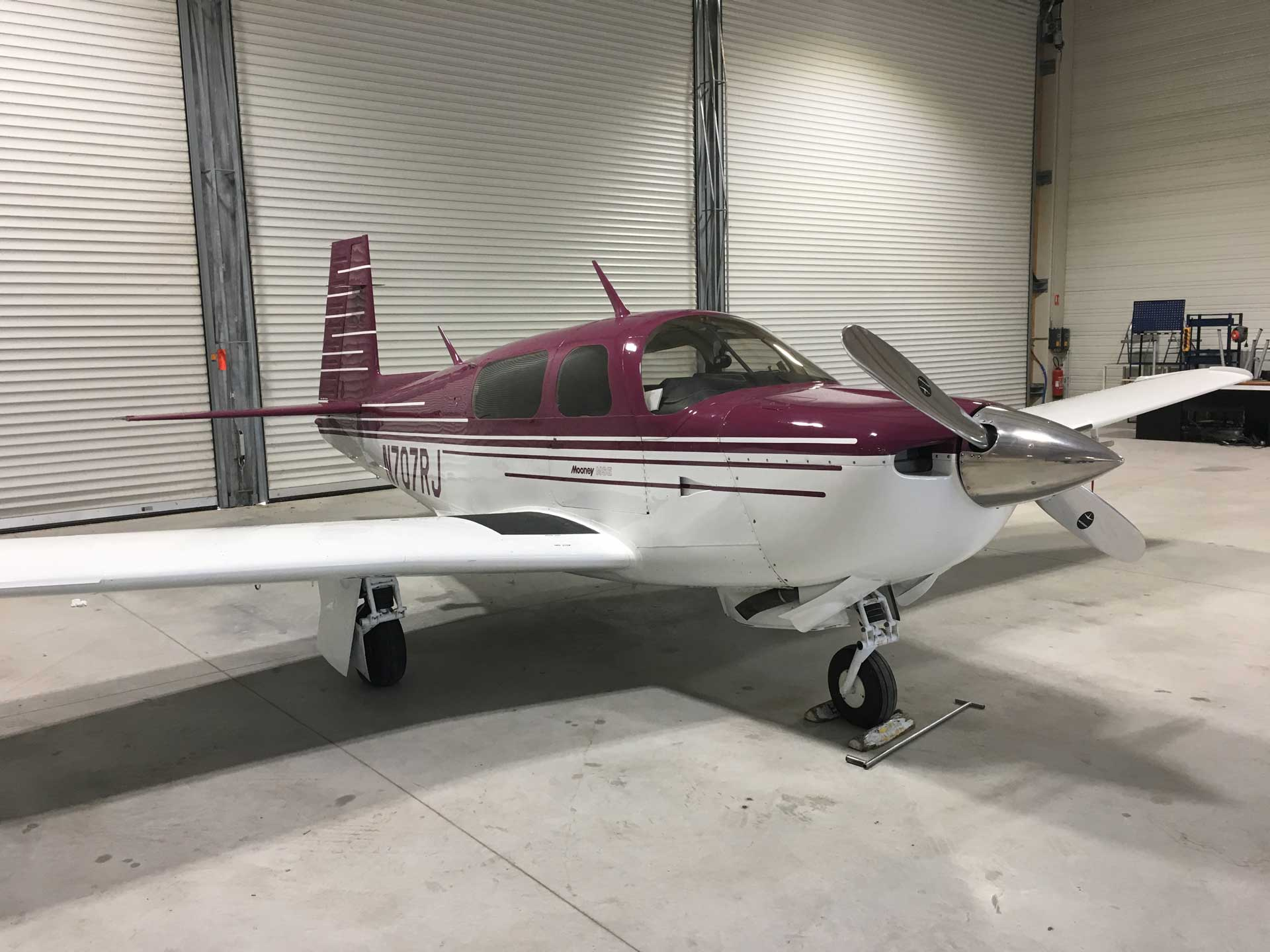 1990 MOONEY M 20J « MSE » ATA by Pelletier