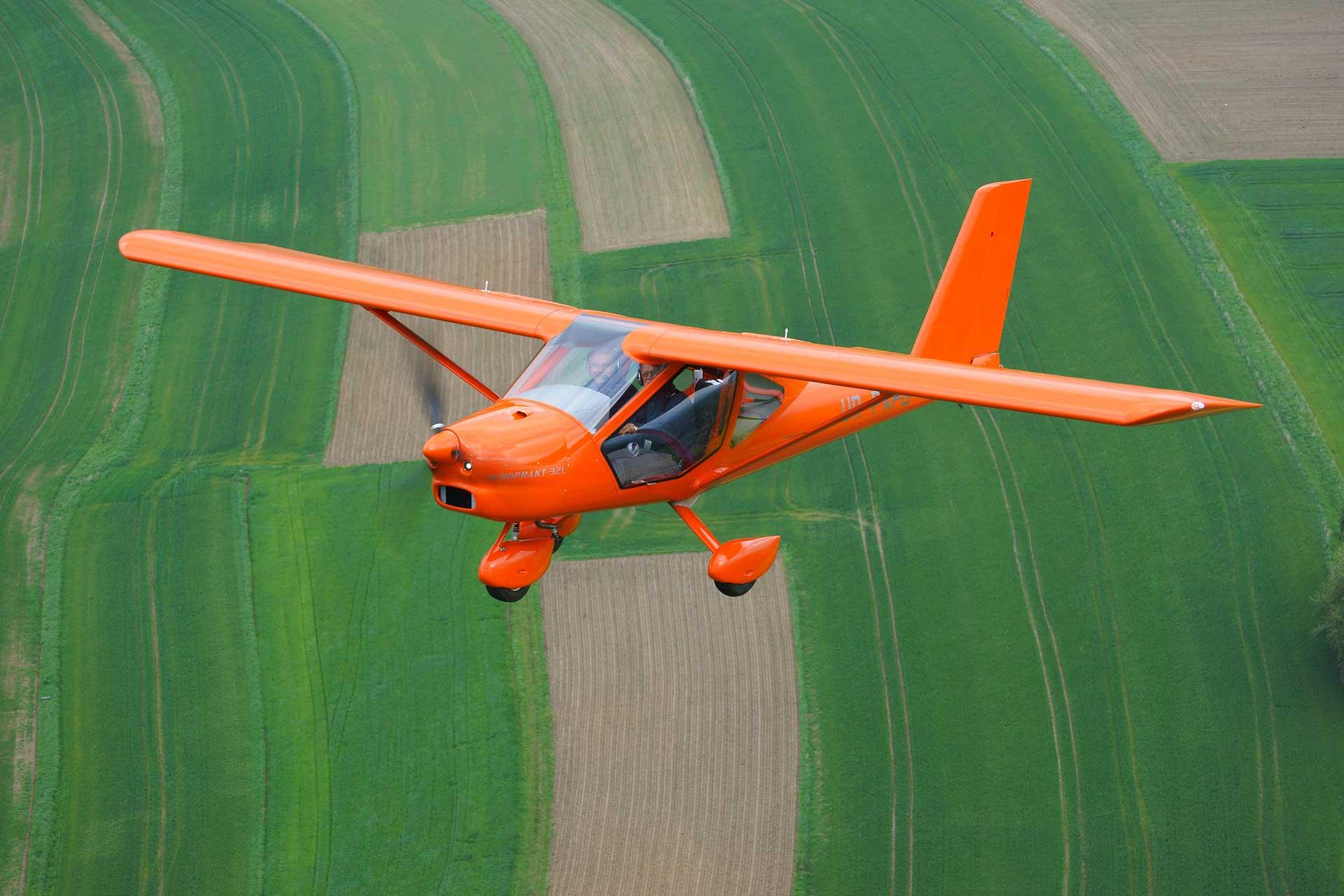 AEROPRAKT et ATEC Aircraft autorisés avec une masse maximale au décollage de 525 kg* !