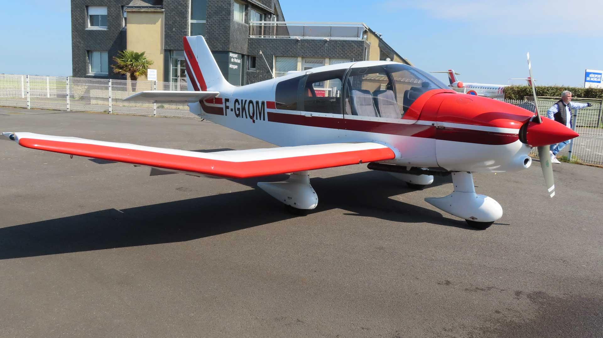1991 ROBIN DR 400/120 «Dauphin 2+2» en vente ATA by Pelletier