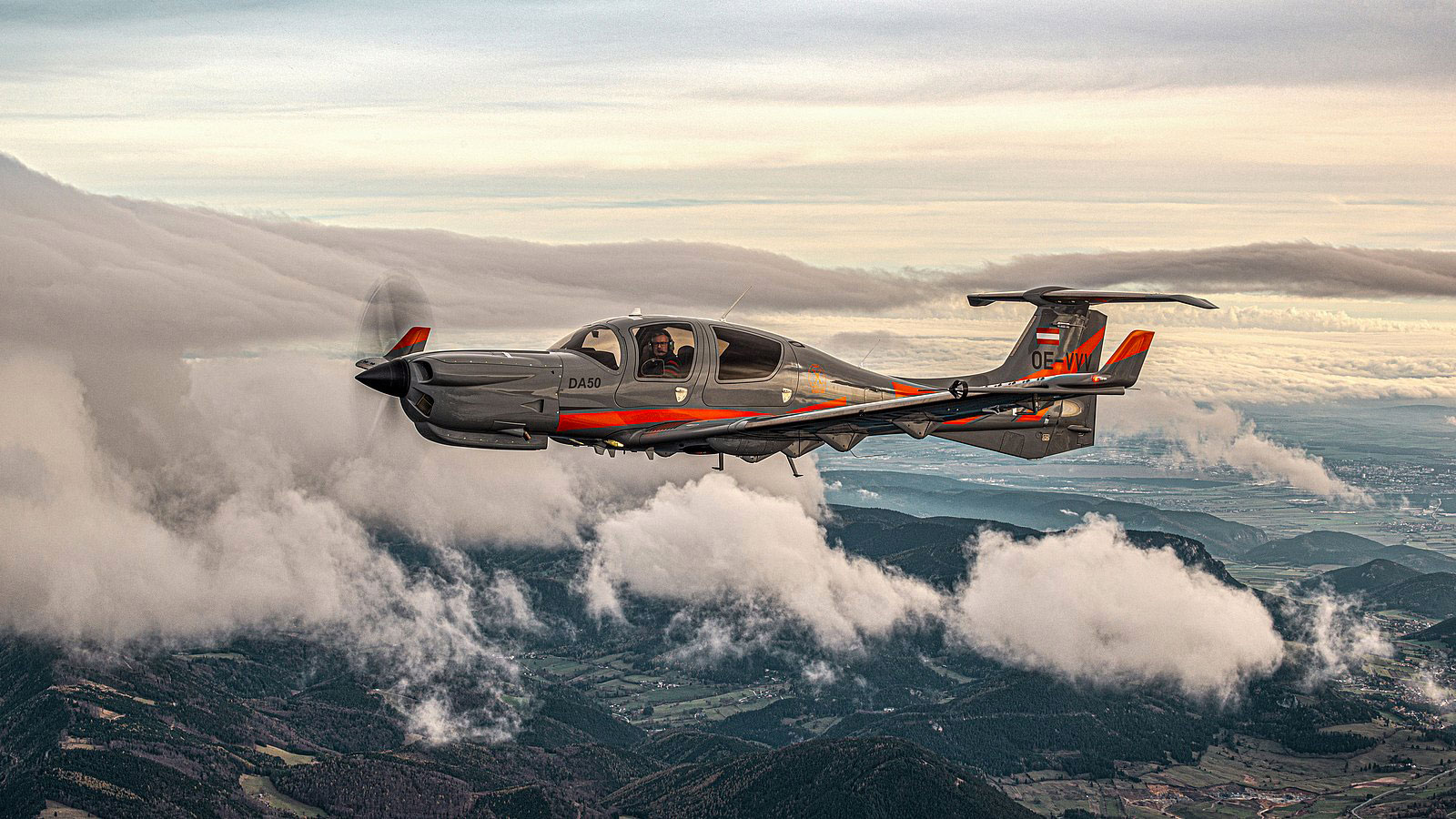 Le DA50 RG reçoit le Prix de l'innovation 2020 d'Aerokurier - ATA by Pelletier