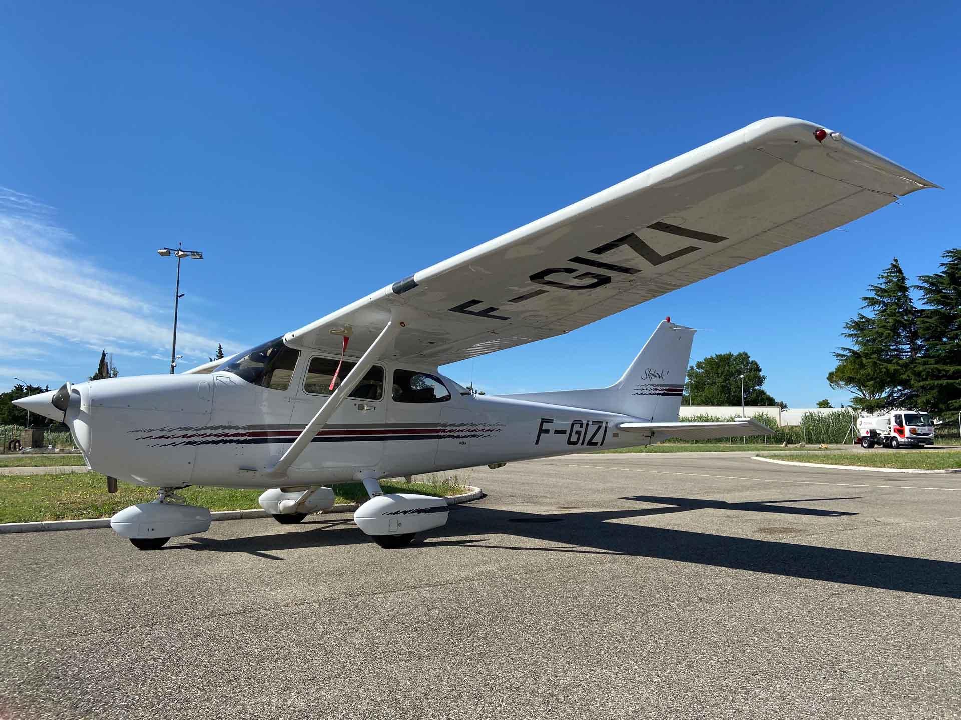 1998 CESSNA 172R «Skyhawk» 180HP ATA by Pelletier occasion
