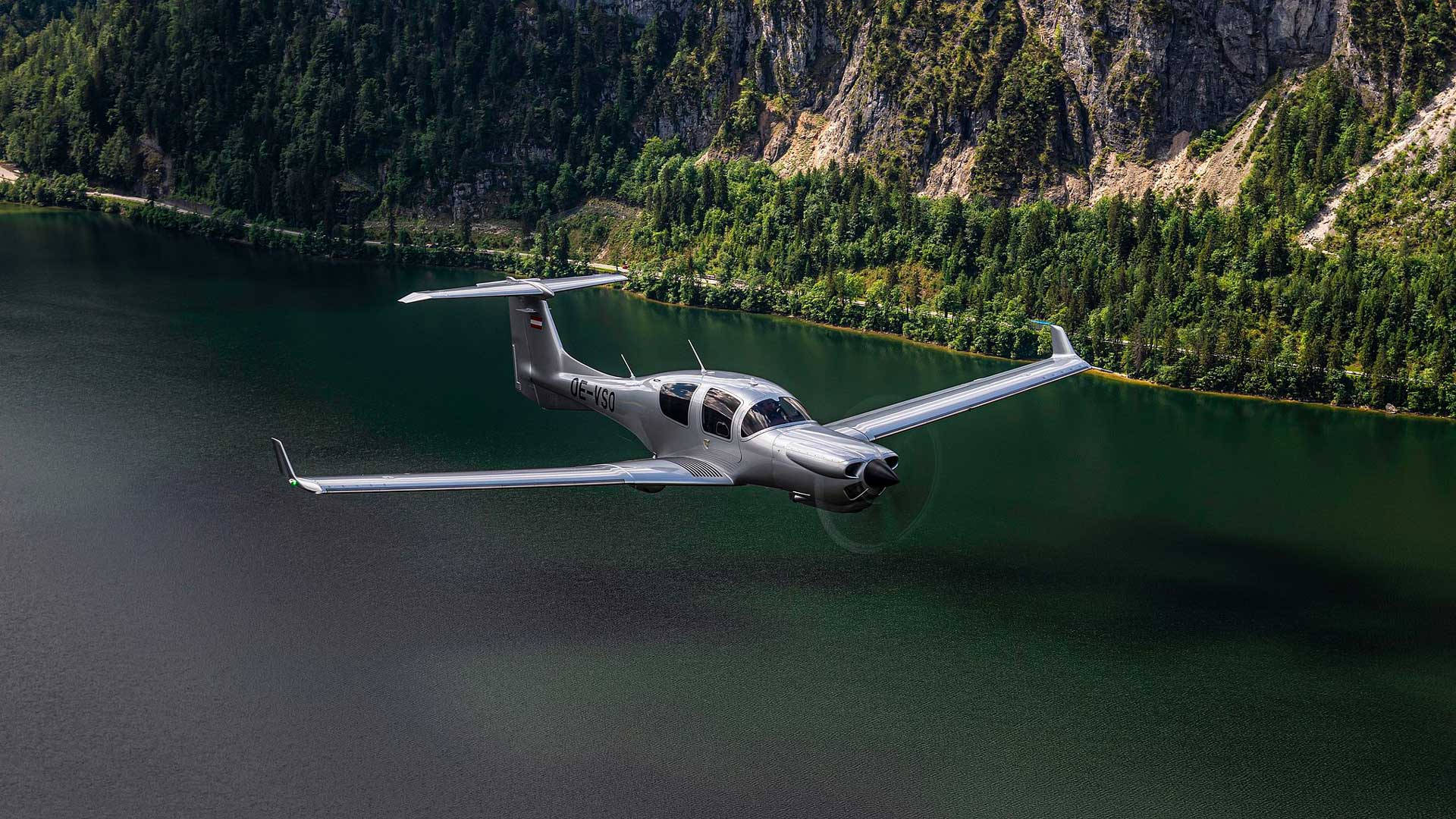 Le Diamond Aircraft DA50 RG maintenant certifié EASA - ATA by Pelletier