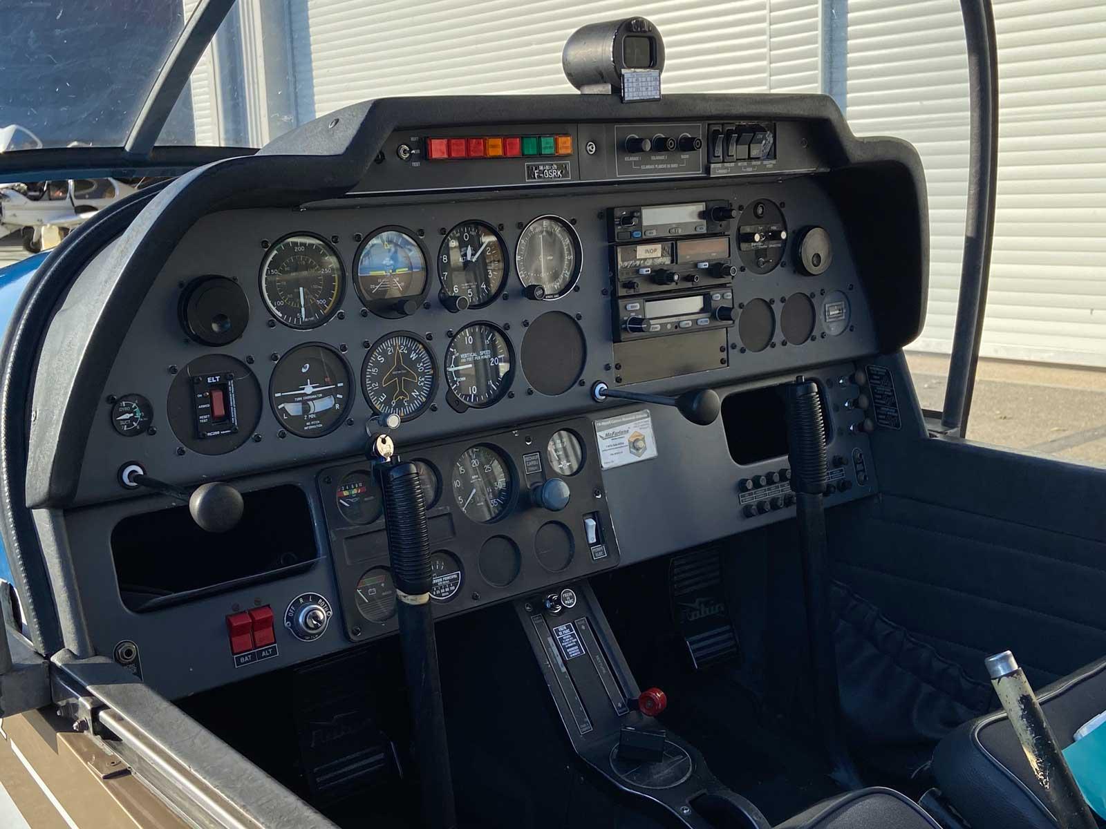 """1998 ROBIN DR 400/120 """"Dauphin 2 + 2"""" en occasion à vendre chez ATA by Pelletier à Avignon"""