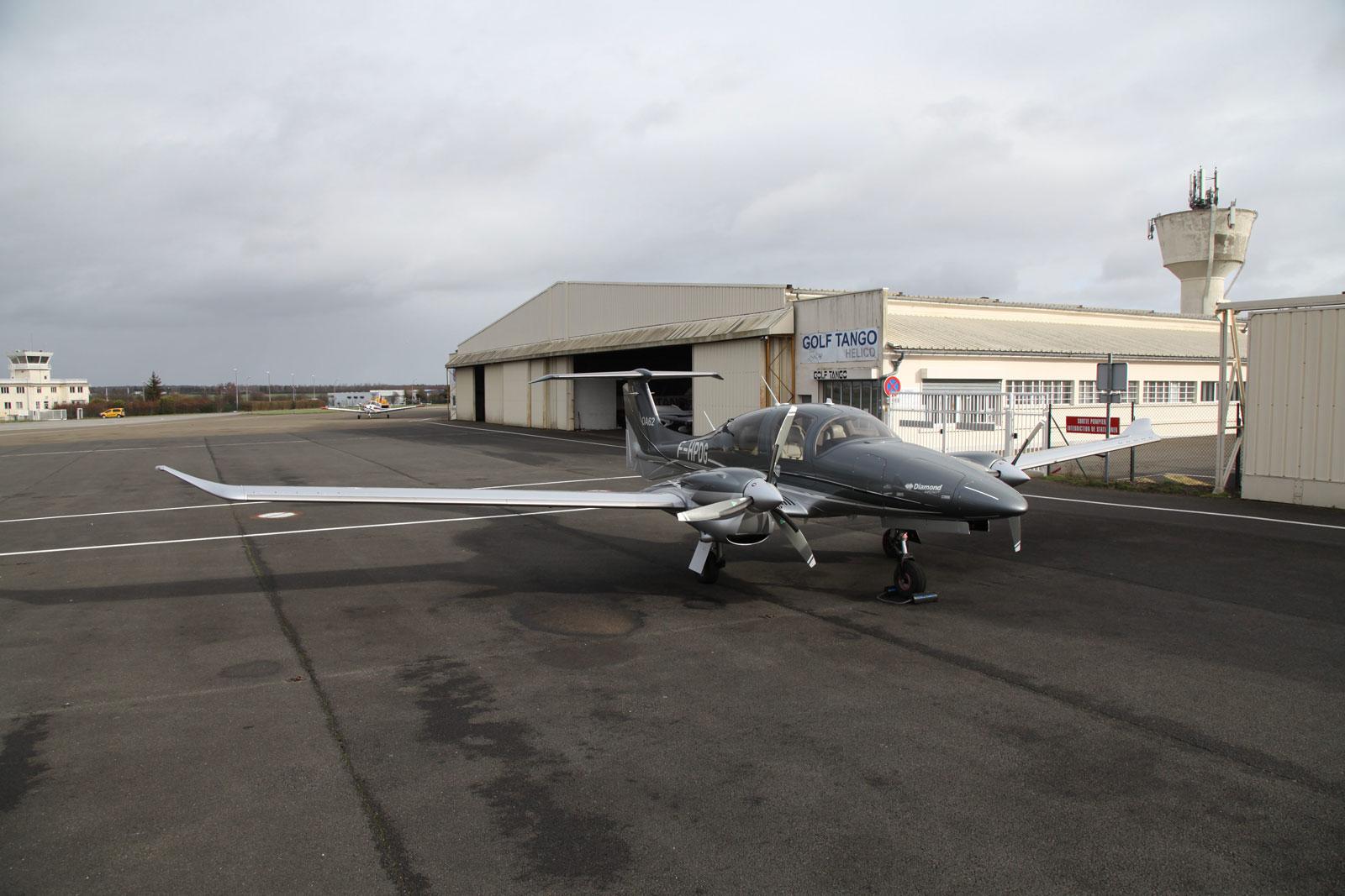 2018 DIAMOND AIRCRAFT DA 62 en occasion ATA by Pelletier à Avignon
