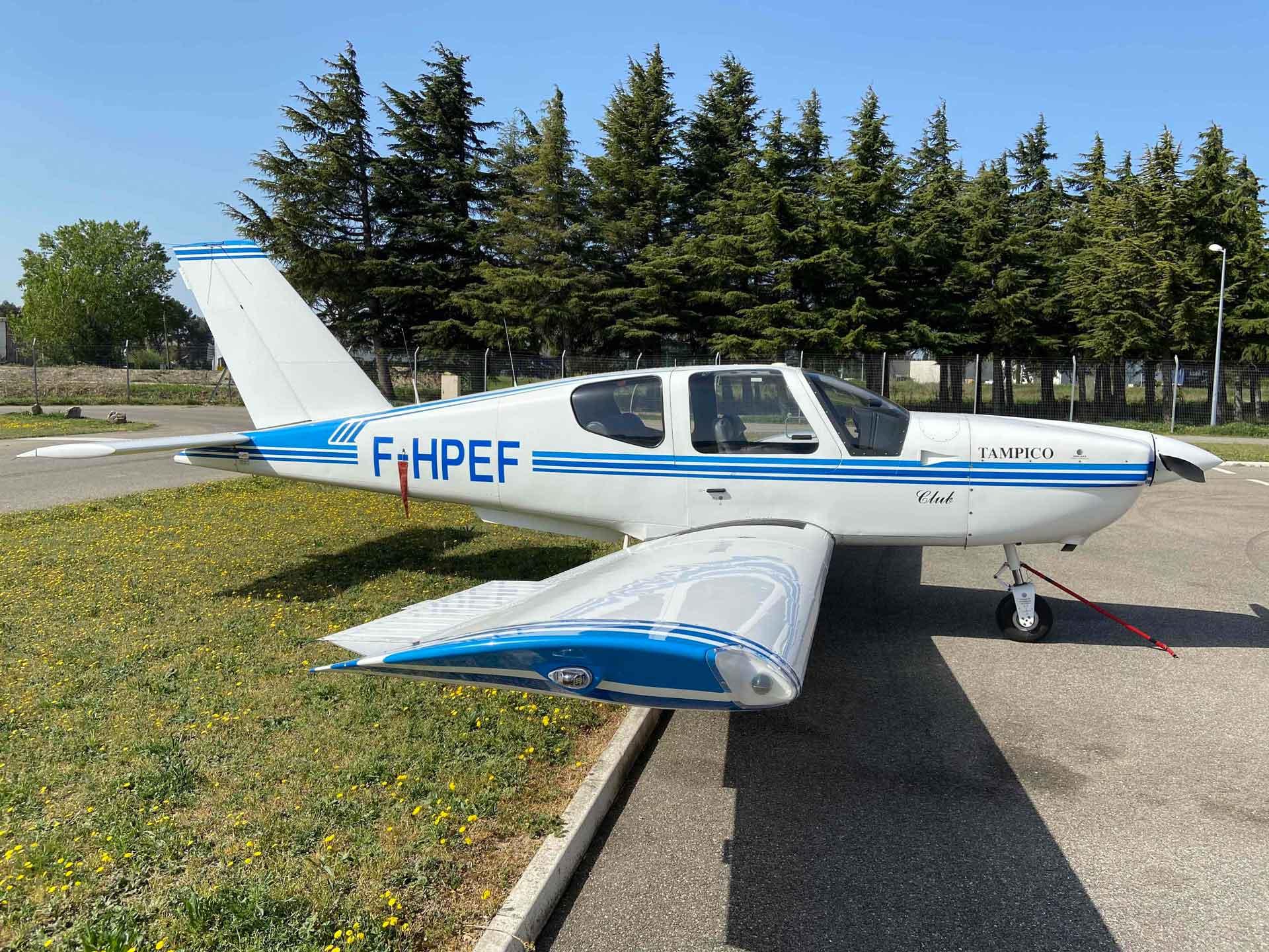 "Avion d'occasion en vente à Avignon 1997 SOCATA TB 9 ""Club"""